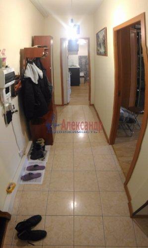 2-комнатная квартира (56м2) на продажу по адресу Новое Девяткино дер., Арсенальная ул., 4— фото 15 из 22