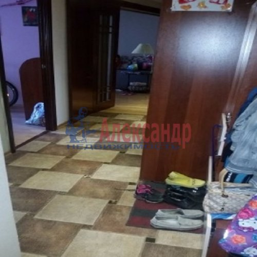 3-комнатная квартира (60м2) на продажу по адресу Демьяна Бедного ул., 1— фото 1 из 5