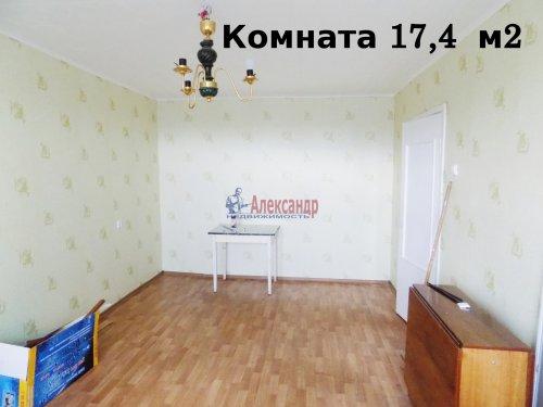 1-комнатная квартира (29м2) на продажу по адресу Выборг г., Приморская ул., 6— фото 4 из 14