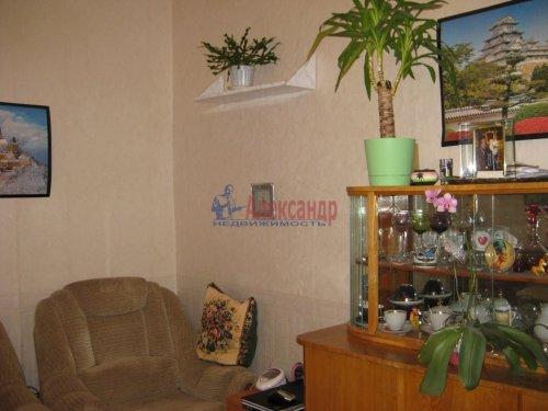 Комната в 2-комнатной квартире (62м2) на продажу по адресу Пестеля ул., 14— фото 5 из 13