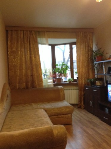 1-комнатная квартира (31м2) на продажу по адресу Металлистов пр., 132— фото 1 из 11