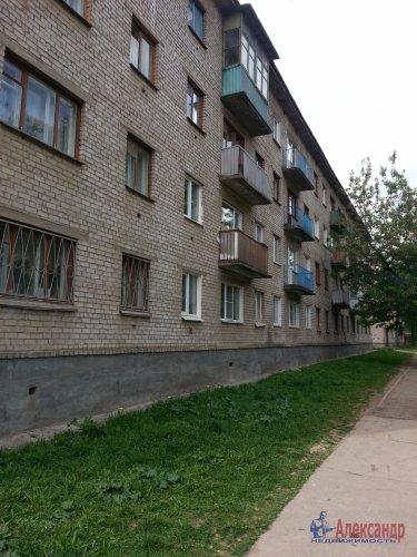 3-комнатная квартира (55м2) на продажу по адресу Пикалево г., Школьная ул., 25— фото 1 из 2