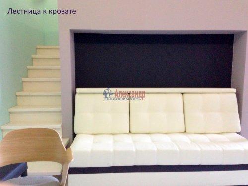 1-комнатная квартира (50м2) на продажу по адресу Выборг г., Майорова ул., 2— фото 5 из 14