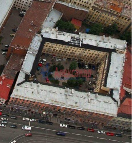 4-комнатная квартира (94м2) на продажу по адресу Владимирский пр., 15— фото 3 из 9