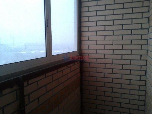 1-комнатная квартира (37м2) на продажу по адресу Мурино пос., Новая ул., 7— фото 6 из 20