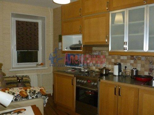 1-комнатная квартира (42м2) на продажу по адресу Камышовая ул., 56— фото 1 из 4