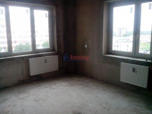 2-комнатная квартира (58м2) на продажу по адресу Кировск г., Партизанской Славы бул., 3— фото 7 из 9
