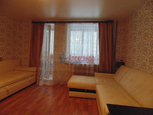 2-комнатная квартира (48м2) на продажу по адресу Сертолово г., Молодцова ул., 13— фото 2 из 8