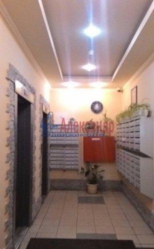 1-комнатная квартира (46м2) на продажу по адресу Науки пр., 17— фото 2 из 21