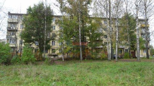 2-комнатная квартира (45м2) на продажу по адресу Сиверский пгт., 37— фото 1 из 7