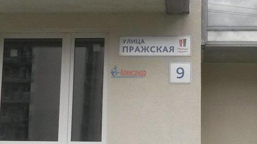 1-комнатная квартира (38м2) на продажу по адресу Кудрово дер., Пражская ул., 9— фото 14 из 17