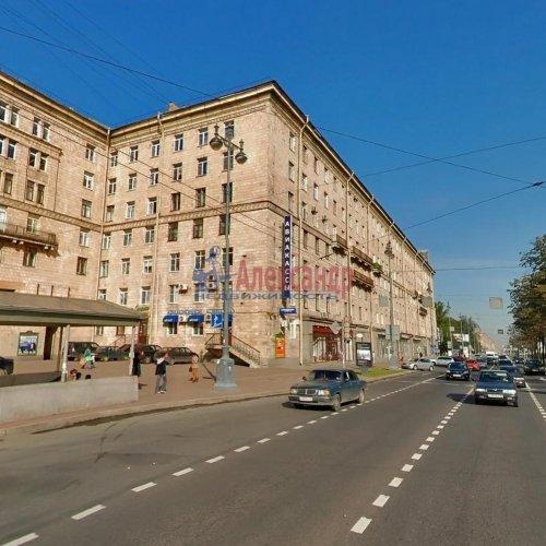 2-комнатная квартира (59м2) на продажу по адресу Московский просп., 189— фото 1 из 11