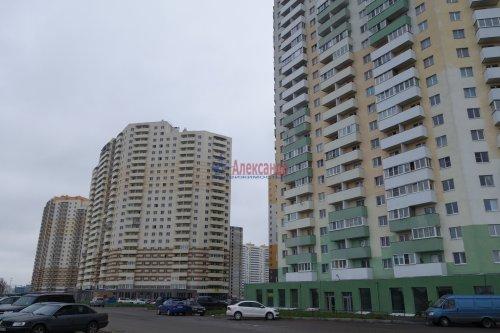 1-комнатная квартира (40м2) на продажу по адресу Шушары пос., Новгородский просп., 10— фото 10 из 10