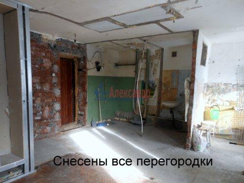 1-комнатная квартира (36м2) на продажу по адресу Выборг г., Ленина пр., 38— фото 4 из 8