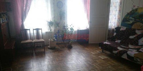 2 комнаты в 5-комнатной квартире (115м2) на продажу по адресу Лермонтовский пр., 50— фото 2 из 5