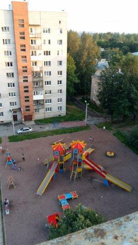 2-комнатная квартира (52м2) на продажу по адресу Кузьмоловский пгт., Молодёжная ул., 13А— фото 2 из 9