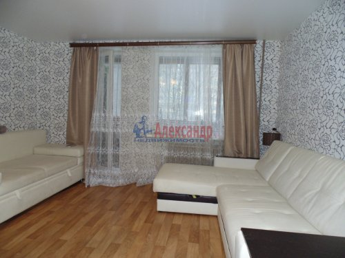 2-комнатная квартира (48м2) на продажу по адресу Сертолово г., Молодцова ул., 13— фото 3 из 8
