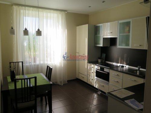1-комнатная квартира (42м2) на продажу по адресу Ворошилова ул., 27— фото 1 из 9