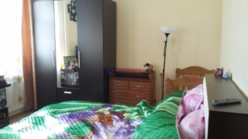 3-комнатная квартира (65м2) на продажу по адресу Пушкин г., Церковная ул., 24— фото 2 из 16