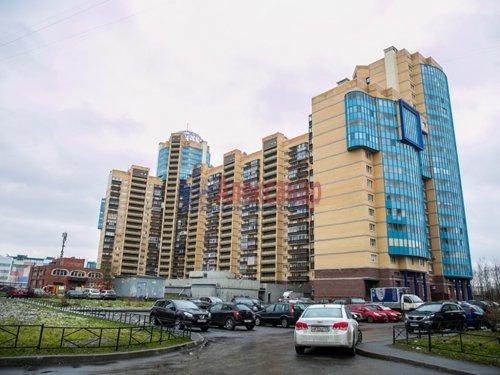 3-комнатная квартира (101м2) на продажу по адресу Планерная ул., 63— фото 1 из 19