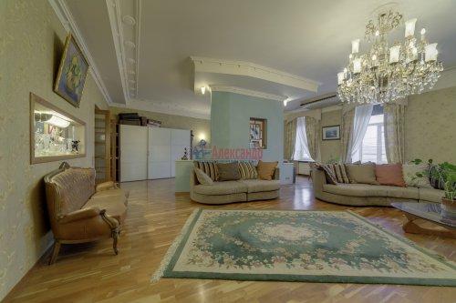 2-комнатная квартира (155м2) на продажу по адресу Садовая ул., 24— фото 2 из 22