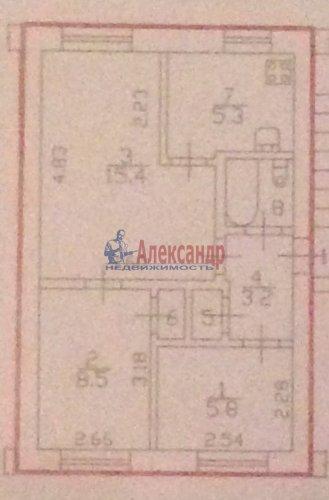 3-комнатная квартира (42м2) на продажу по адресу Тамбасова ул., 25— фото 1 из 4