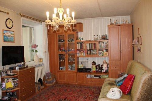 1-комнатная квартира (36м2) на продажу по адресу Кибальчича ул., 4— фото 4 из 10