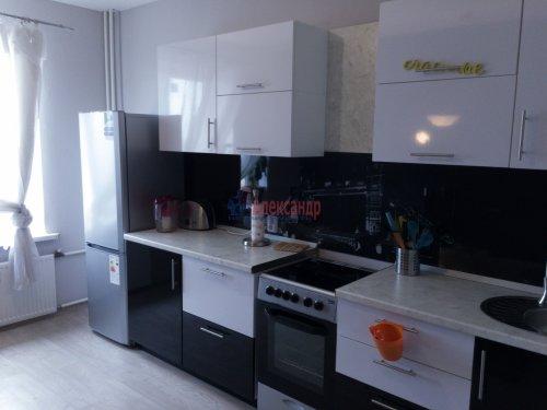 1-комнатная квартира (37м2) на продажу по адресу Парголово пос., Федора Абрамова ул., 18— фото 12 из 15