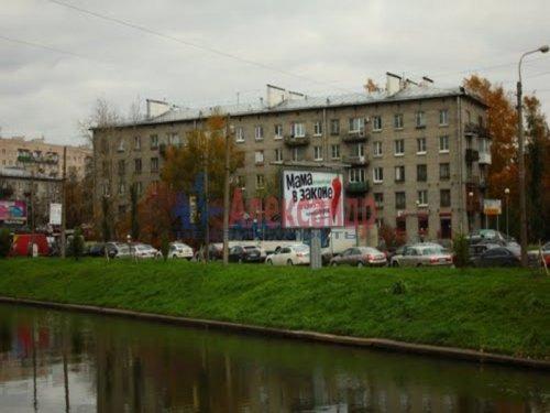 2-комнатная квартира (62м2) на продажу по адресу Черной Речки наб., 10— фото 1 из 15