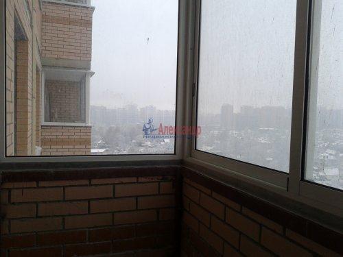 1-комнатная квартира (37м2) на продажу по адресу Мурино пос., Новая ул., 7— фото 7 из 20