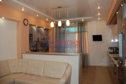 3-комнатная квартира (93м2) на продажу по адресу Народного Ополчения пр., 10— фото 15 из 24