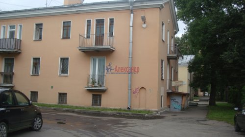 3-комнатная квартира (67м2) на продажу по адресу Миронова ул., 7— фото 1 из 22