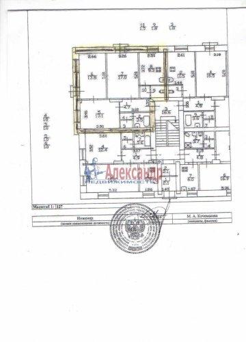 3-комнатная квартира (67м2) на продажу по адресу Миронова ул., 7— фото 22 из 22
