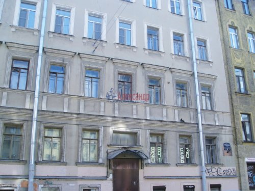 3-комнатная квартира (72м2) на продажу по адресу Ропшинская ул., 22— фото 6 из 10