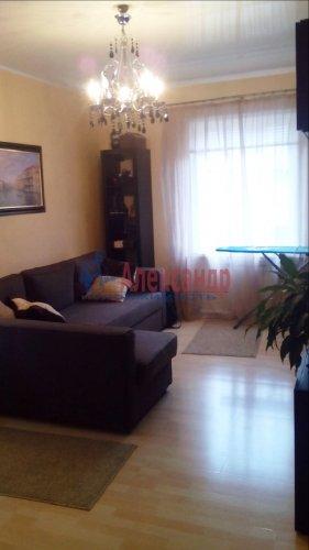 3-комнатная квартира (68м2) на продажу по адресу Выборг г., Петровская пл.— фото 5 из 5