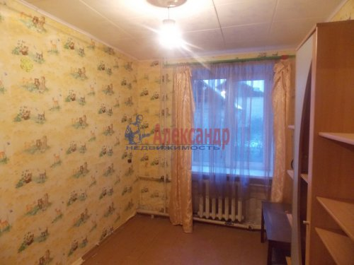 2-комнатная квартира (42м2) на продажу по адресу Сяськелево дер., 7— фото 1 из 1