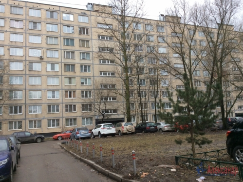 2-комнатная квартира (51м2) на продажу по адресу Подвойского ул., 24— фото 1 из 9