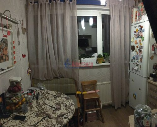 1-комнатная квартира (33м2) на продажу по адресу Поэтический бул., 13— фото 4 из 10