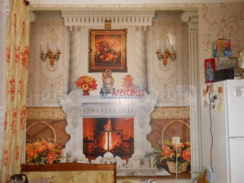 2-комнатная квартира (44м2) на продажу по адресу Синявино 1-е пгт., Садовый пер., 1— фото 5 из 13