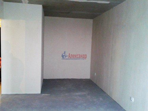 1-комнатная квартира (37м2) на продажу по адресу Мурино пос., Новая ул., 7— фото 3 из 20