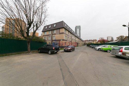1-комнатная квартира (32м2) на продажу по адресу Мурино пос., Боровая ул., 16— фото 14 из 16
