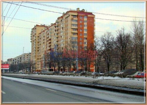 1-комнатная квартира (48м2) на продажу по адресу Светлановский пр., 103— фото 6 из 6