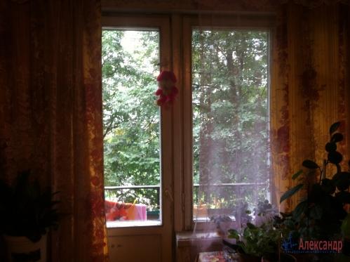 2-комнатная квартира (45м2) на продажу по адресу Маршала Блюхера пр., 63— фото 4 из 10