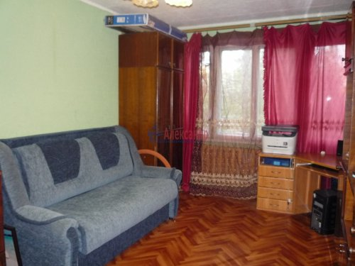 1-комнатная квартира (33м2) на продажу по адресу Сертолово г., Молодцова ул., 1— фото 1 из 6