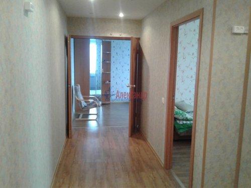 2-комнатная квартира (50м2) на продажу по адресу Всеволожск г., Плоткина ул., 9— фото 1 из 5