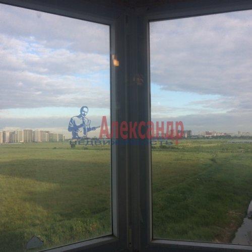 1-комнатная квартира (51м2) на продажу по адресу Бугры пос., Полевая ул., 16— фото 10 из 14