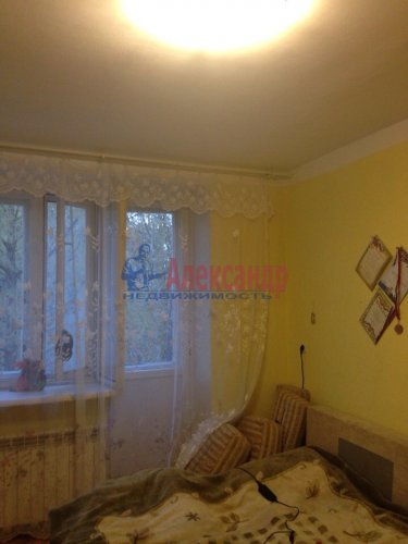 3-комнатная квартира (55м2) на продажу по адресу Всеволожск г., Александровская ул., 77— фото 1 из 5