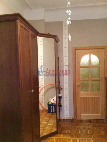 3-комнатная квартира (63м2) на продажу по адресу Колпино г., Карла Маркса ул., 10— фото 21 из 24