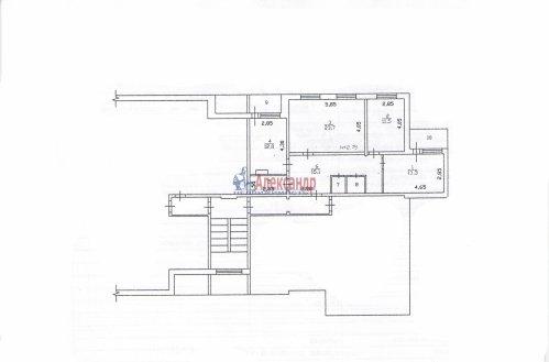 3-комнатная квартира (84м2) на продажу по адресу Новоселье пос., 6— фото 19 из 19