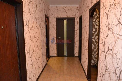 3-комнатная квартира (76м2) на продажу по адресу Новое Девяткино дер., Флотская ул., 7— фото 5 из 16